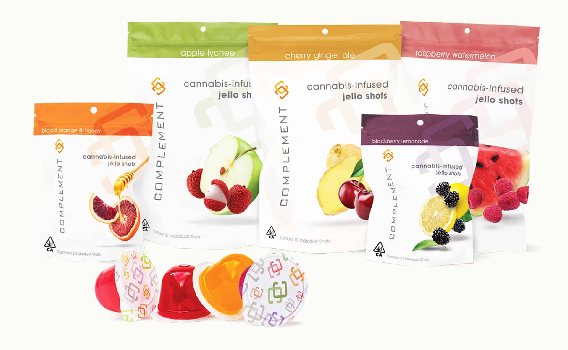 complement packaging